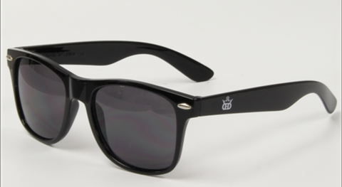 Dynamic Discs Black Sunglasses