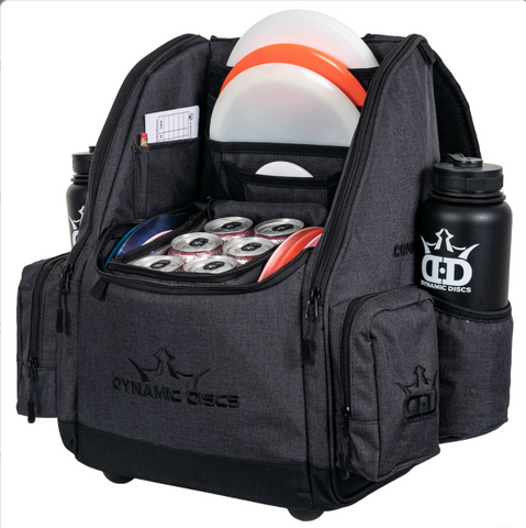 Dynamic Discs Commander Cooler Backpack Disc Golf Bag