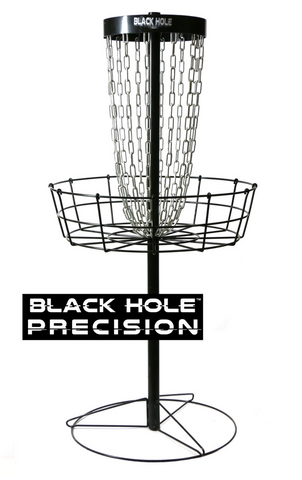 *PRICE DROP* MVP Black Hole® Precision Disc Golf Basket