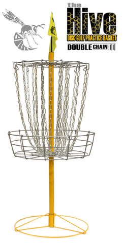 Hive Double Chain Practice Basket