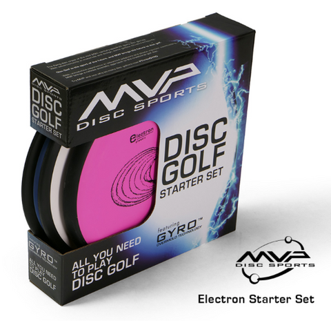 MVP Discs - Disc Golf Starter Set