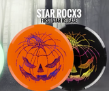 Innova RocX3 Star Midrange 2017 Halloween Limited Edition Stamped