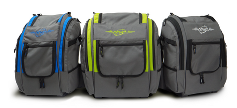 **ALL NEW** MVP Voyager Series Disc Golf Backpacks  (Version 2.0)