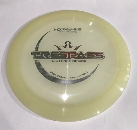 Dynamic Discs Trespass Moonshine Distance Driver