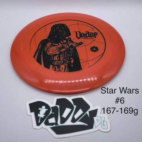 **NEW**Discraft ESP Force Star Wars Distance Driver