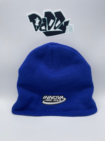 *NEW* Innova Solid Logo Knit Fleece Lined Beanie Winter Disc Golf Hat