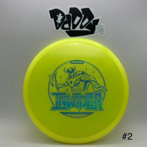 ***NEW*** Innova Invader Champion Luster Putt & Approach