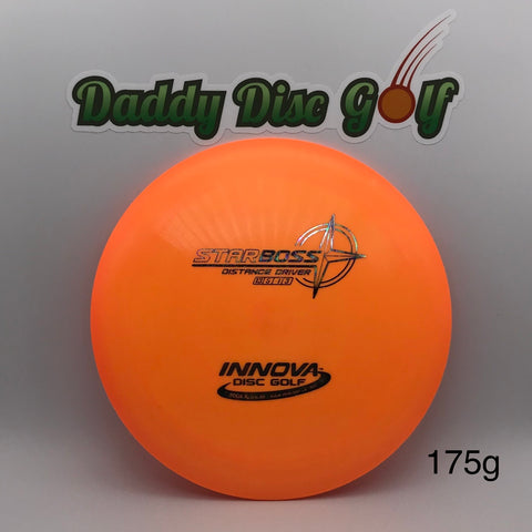Innova Boss Star Distance Driver