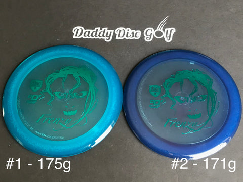 *****NEW***** Discmania DD2 C-Line Distance Driver with Frenzy Stamp