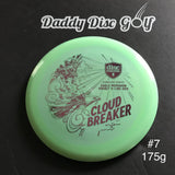 Discmania DD3 Swirly S-Line Cloud Breaker Distance Driver
