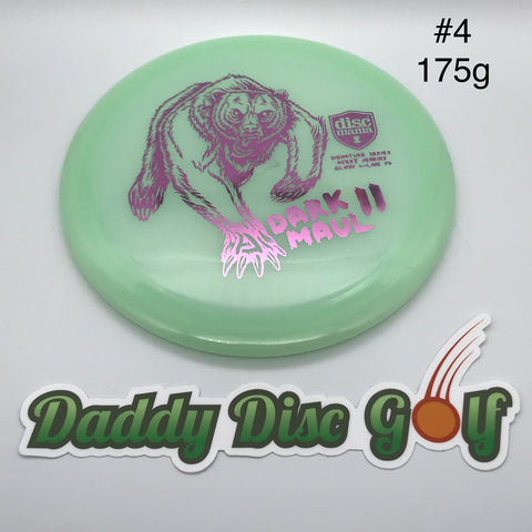 **NEW** Discmania Color Glow C-Line PD - Dark Maul II - Avery Jenkins Signature Series