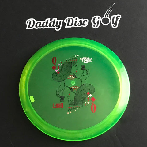 Streamline Discs Drift Proton Fairway Driver w/ Queen of Diamonds Special Edition