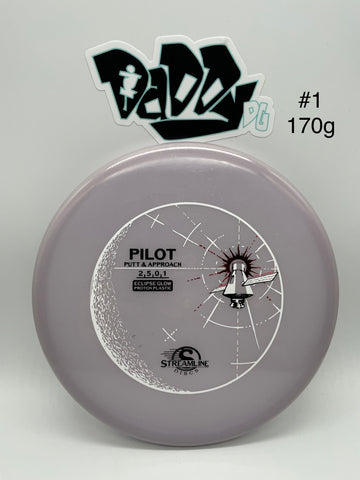 Streamline Pilot Eclipse Putt & Approach
