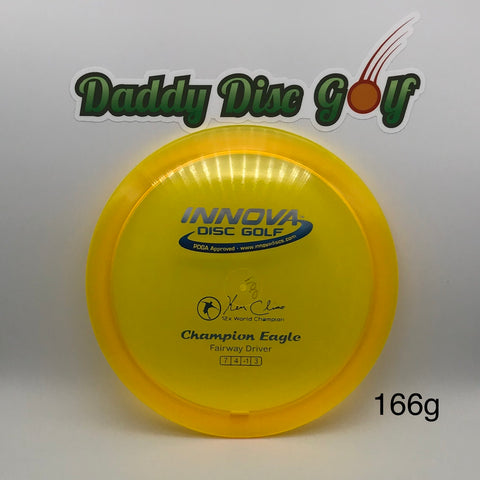 Innova Eagle Champion Fairway Driver