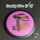 MVP Dimension Neutron Distance Driver LIMITED EDITION STAMP by ZAM