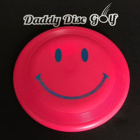 Innova Sonic DX Putt & Approach w/ Throw Pink Smiley Face Stamp