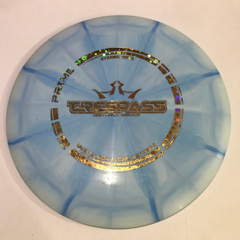 Dynamic Discs Trespass Prime Burst Distance Driver