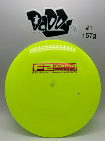 Innova Leopard Star Factory Second Fairway Driver