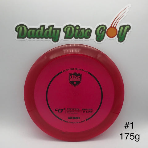 Discmania CD3 C-Line Distance Driver