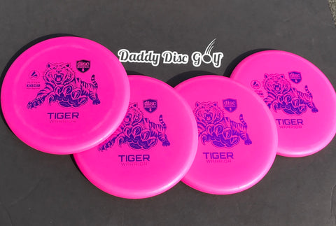 *NEW* Discmania Active Tiger Warrior Putter
