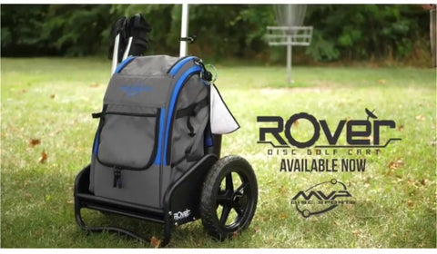 ****Holiday Price Reduction***** MVP Disc Sports Rover Disc Golf Cart