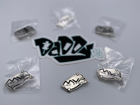 ***NEW*** MVP, Axiom & Streamline Enamel Button Pins