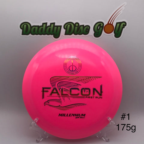 Millennium Discs Sirius First Run Falcon Overstable Long Range Driver