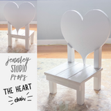 Chair | The Heart Chair