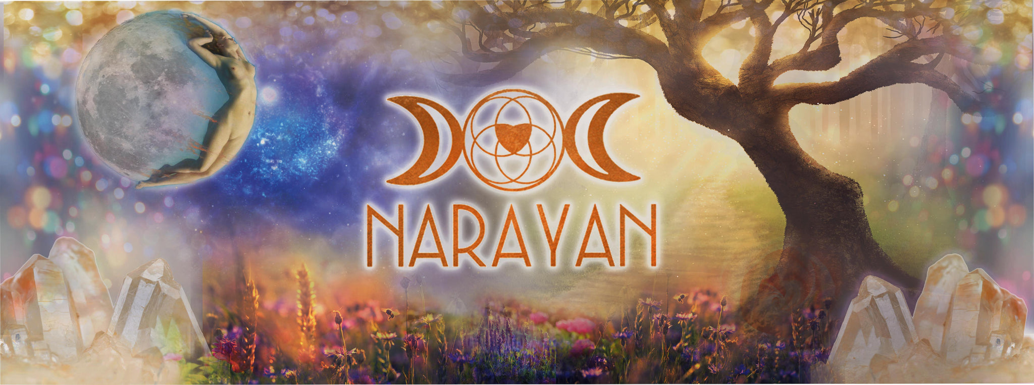 GOLD HYDROSOUL~ fresh organic distillations from Narayans garden