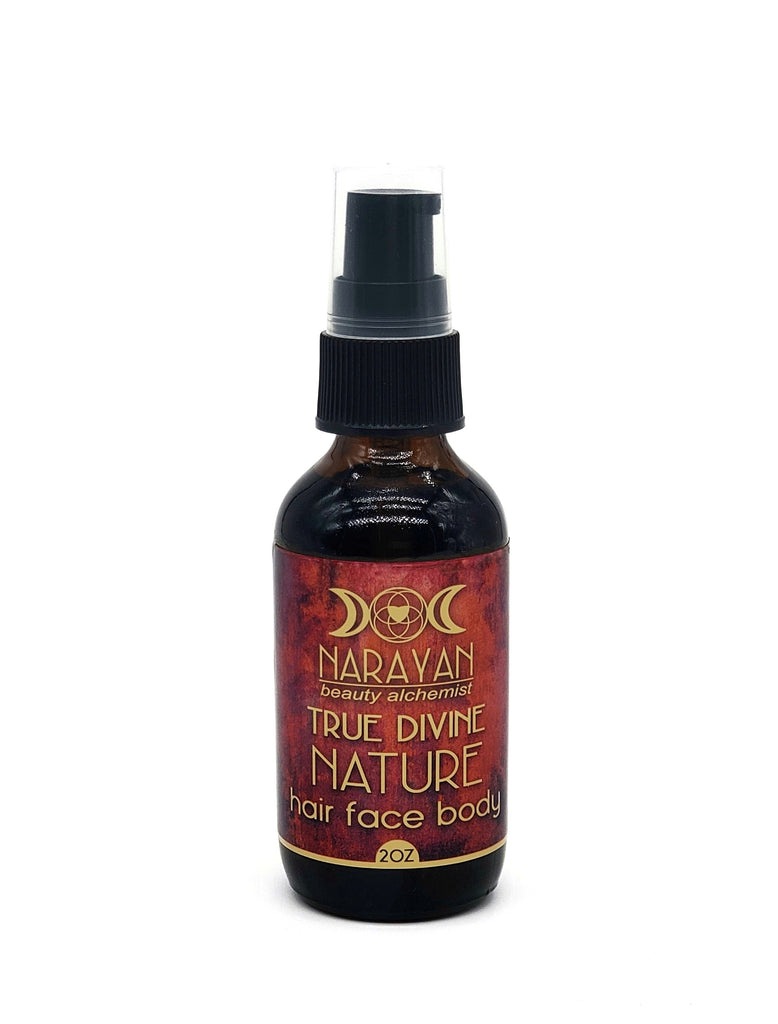 True Divine Nature~ Hair . Face . Body  2 oz