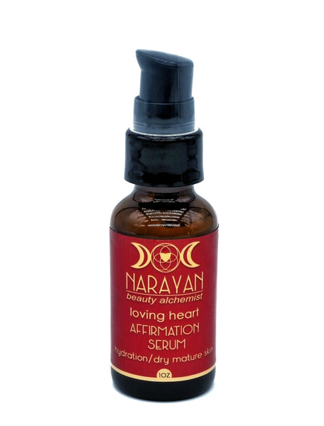 Loving Heart ~ Affirmation Serum