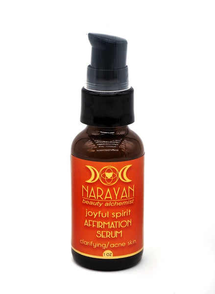 Joyful Spirit ~ Affirmation Serum