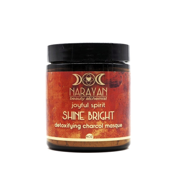 Shine Bright ~ charcoal masque