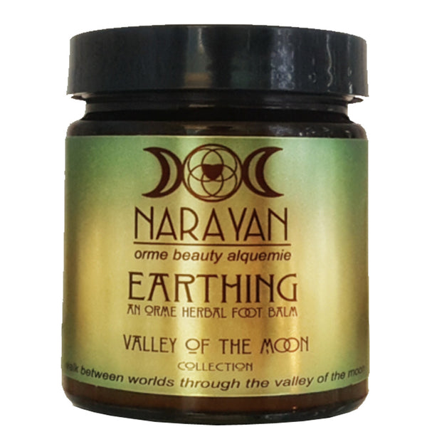 Valley of the Moon   Earthing Foot Balm