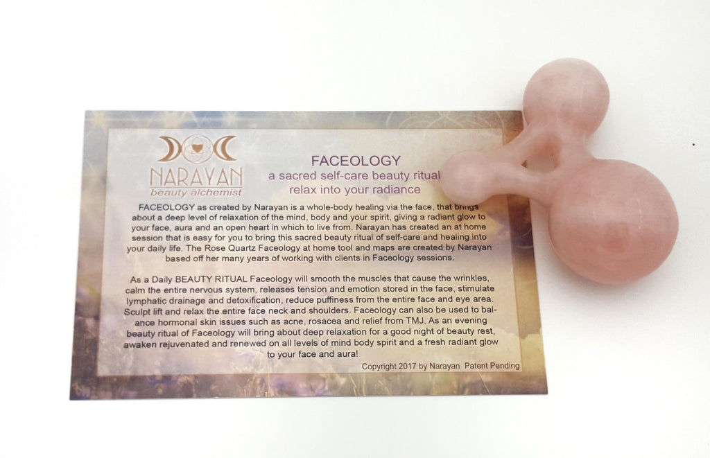 FACEOLOGY~ Rose Quartz Kit ...SOLD OUT ...you can preorder