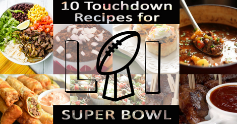 10 Touchdown Grass Fed Beef Recipes for Super Bowl Sunday