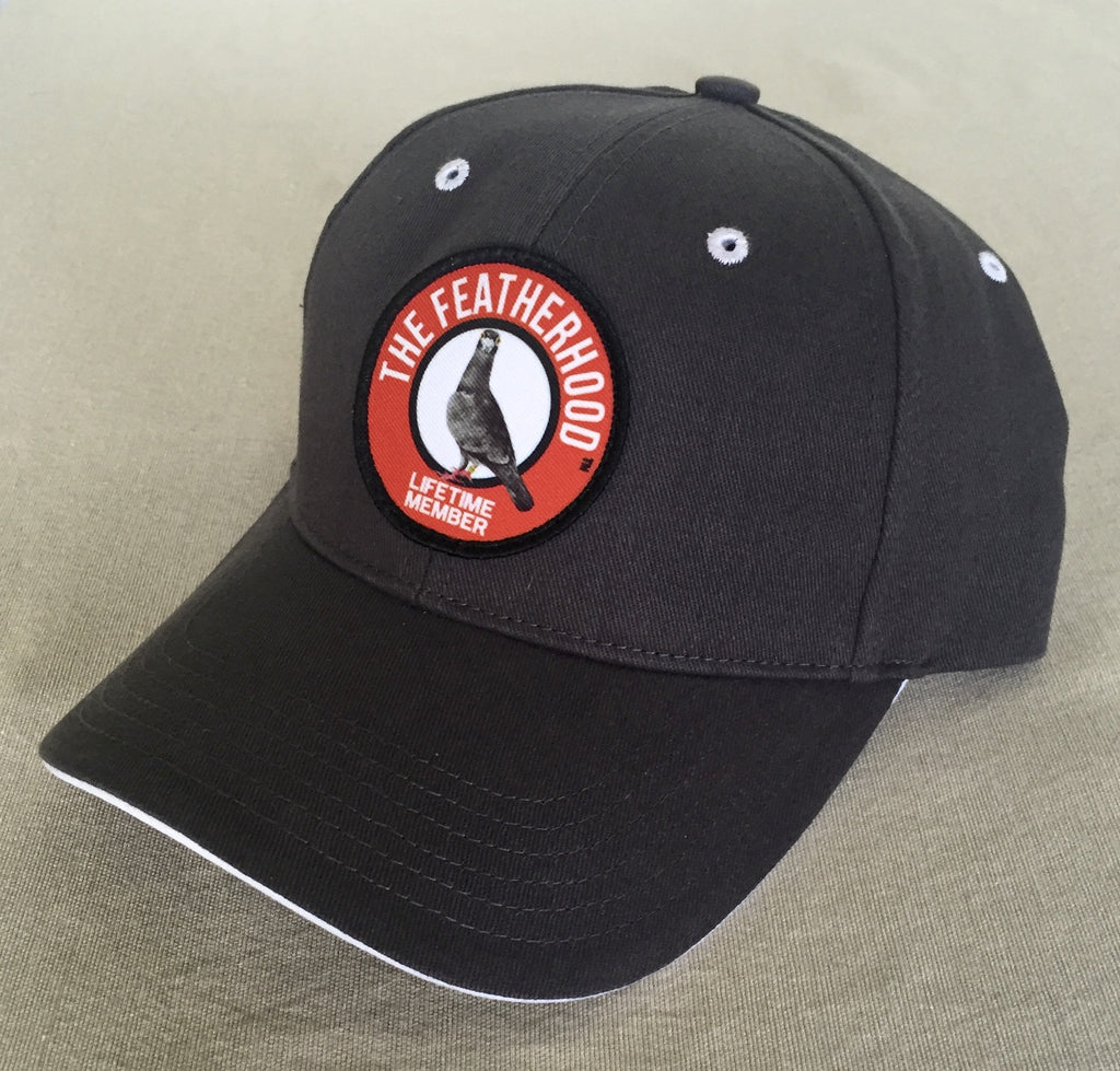 FEATHERHOOD  6-PANEL HAT - racing pigeon care keeping films