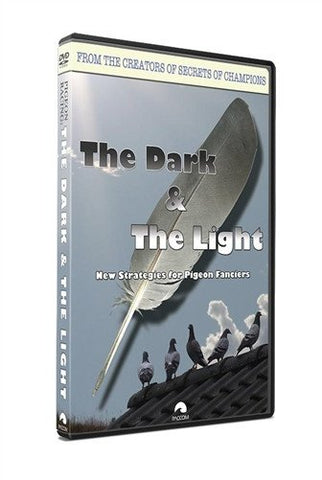 The Dark & The Light Racing Pigeon DVD - racing pigeon care keeping films