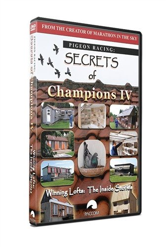 "Secrets Of Champions IV: ""Winning Lofts: The Inside Stories"" - racing pigeon care keeping films"