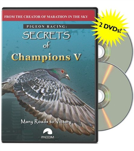 "Secrets Of Champions V: ""Many Roads to Victory"" - racing pigeon care keeping films"