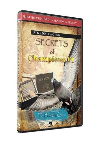 "Secrets Of Champions VI: ""To Boldly Go"" - racing pigeon care keeping films"