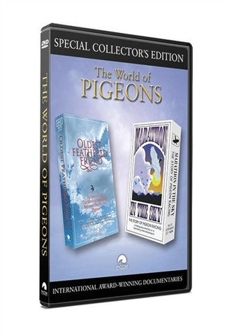 "Pigeon Racing Documentaries ""Marathon in the Sky"" ""Oldest Feathered Friends"""