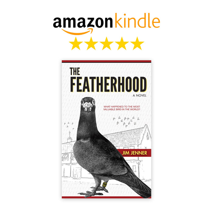 The Featherhood Kindle Book - racing pigeon care keeping films
