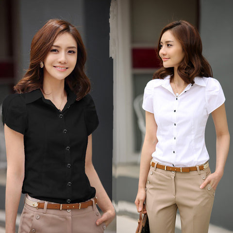 Business Casual Short Sleeve Shirts