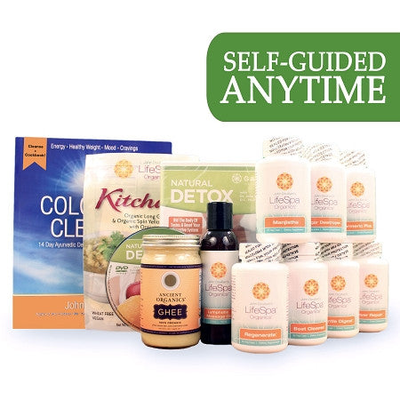 Self-Guided Anytime Colorado Cleanse - Complete Program