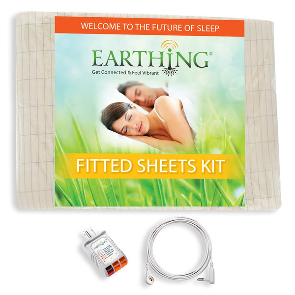 Fitted Grounding Half Sheets: Become Grounded While You Sleep
