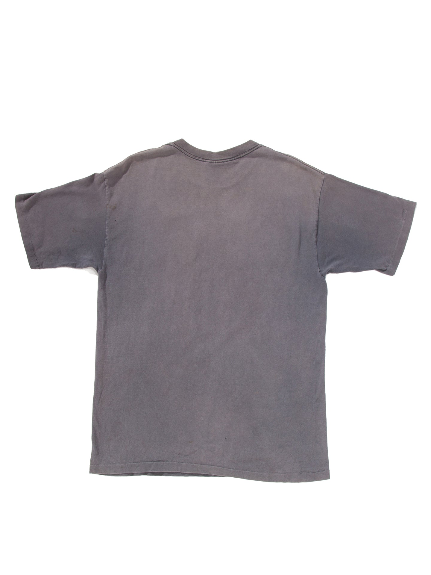 VINTAGE MUSTANG FADED GREY T-SHIRT