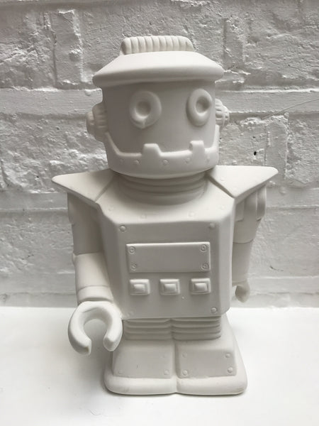 Robot money box