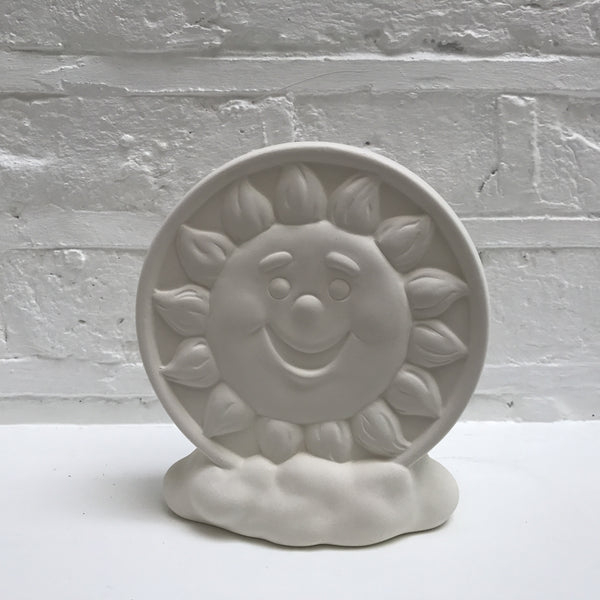 Sun and moon money box