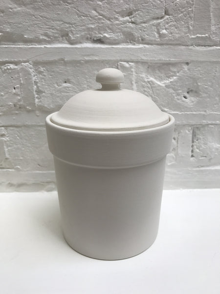 Canister round top